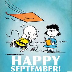 Happy September, Welcome!!