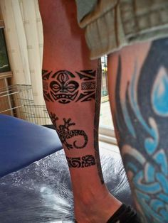 24 Best Maori Band Tattoos Images Polynesian Tattoo Designs