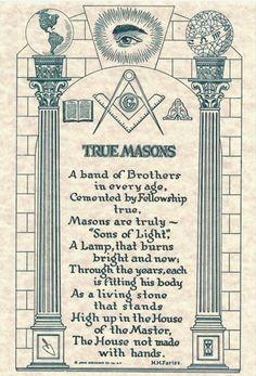 True Masons More