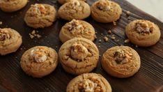 Biscuits croquants aux Reese et au beurre d'arachide