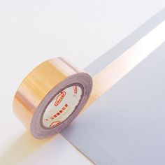 Copper Tape by Tom Pigeon - for a 'dado'?
