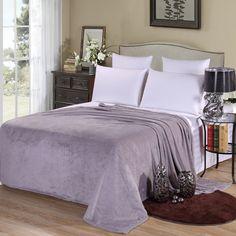 Cheap Hot sale Fleece Blanket super warm soft blandets throw winter blanket  on Sofa Bed Plane Travel bedspreads sheets. Category  Home   Garden. ef8418cb2