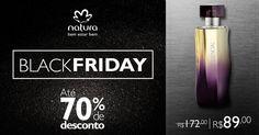 Deo Parfum Essencial Feminino, de R$172,00 - Por apenas R$89,00.