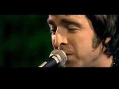 Noel Gallagher - Half The World Away  (Live) saw Noel perform this live at The Eden Sessions at possibly one of their last performances, while Liam stropped on and off the stage like a spoilt overgrown school boy.  Love this song.