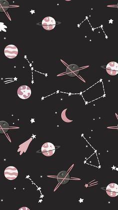Are you looking for inspiration for wallpaper?Check this out for aesthetic wallpaper inspiration. These unique wallpapers will brighten your day. Planets Wallpaper, Wallpaper Space, Iphone Background Wallpaper, Dark Wallpaper, Cute I Phone Wallpaper, Wallpaper For Computer, Iphone Wallpaper Korean, Galaxy Phone Wallpaper, Unique Wallpaper