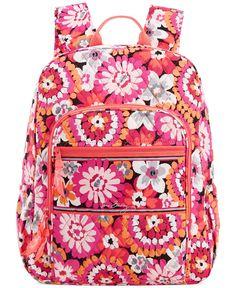 Vera Bradley Campus Backpack - Vera Bradley - Handbags & Accessories - Macy's