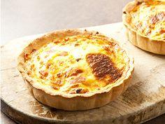 Sformato di semolino con uovo al formaggio