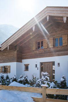 Andreas Erlacher Architekt – rustic home exterior