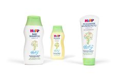 Hipp Pflege_Packaging Design_by SYNDICATE DESIGN AG #brand #packaging #design #beauty #Syndicate