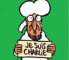 Cover of Charlie Hebdo