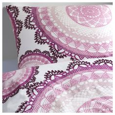 LYCKOAX Quilt cover and 2 pillowcases - 150x200/50x80 cm - IKEA