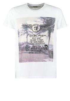 Pedir Diesel DIEGO - Camiseta print - 100 por 39,95 € (22/06/16) en Zalando.es, con gastos de envío gratuitos.