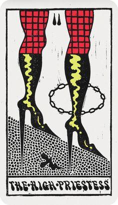 Sophy Hollington's striking tarot deck combines mysticism with a glam-punk contemporary twist Funny Vintage Ads, Online Tarot, Trade Books, Tarot Major Arcana, London Today, Tarot Card Meanings, Rest, Tarot Decks, Tarot Cards