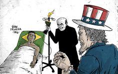 Aos gringos, filé. Para a Petrobras, o osso