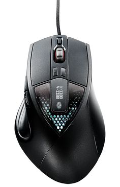 CM Storm Sentinel Palm Grip Gaming Mouse