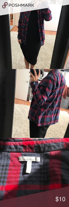 O'Neill Flannel EUC. Size L, fits like M. Tops Button Down Shirts