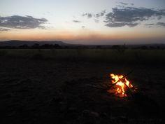 Serengeti sunset - one of the most magical moments of my life - #Tanzania #Africa #safari #Serengeti