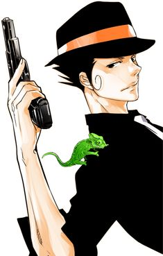 Adult (uncursed) Reborn and Leon Hitman Reborn, Reborn Katekyo Hitman, Inuyasha, Manga Anime, Anime Guys, One Piece Rpg, Black Butler, Akira, Reborn Manga