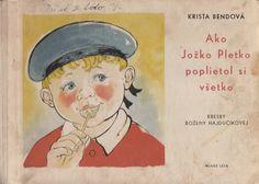 Ako Jožko Pletko poplietol si všetko (Bendová Krista) - Antikvariát PASEKA Baseball Cards
