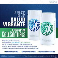 En USANA creemos en la salud y funcionamiento óptimo de nuestro cuerpo, por eso trabajamos en lograr una nutrición celular de la más alta calidad. Compra los productos nutricionales de mayor efectividad en el mercado. Para más información o comprar productos: WhatsApp +51 1 81 1907 5840 https://www.usana.com/pwp/#/site/31556313/page/751604