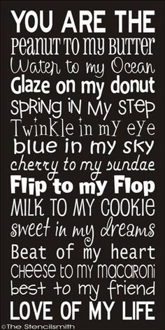 Love of my life. Spring in my step. Twinkle in my eye: Blue in my sky. Sweet in my dreams. Beat of my heart. Best to my friend. Love of my life. Great Quotes, Quotes To Live By, Me Quotes, Inspirational Quotes, Friend Quotes, Famous Quotes, Flirt Quotes, Soul Qoutes, Quote Friends