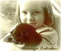 Happiness is a warm puppy ~ McKenzie Labradors.