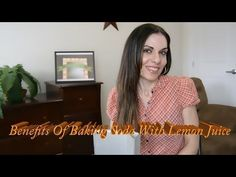 THIS IS WHY YOU SHOULD DRINK BAKING SODA & LEMON WATER EVERY DAY - I Love Natural Healing