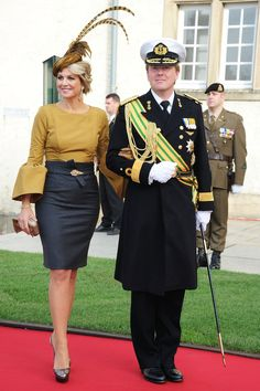 Celebrating Latina life, in style | The Evolution of Queen Máxima and King Willem-Alexander's Love | POPSUGAR Latina Photo 22