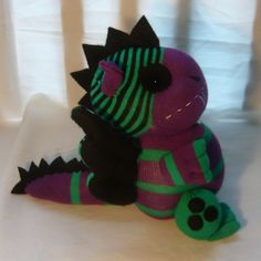 Steam The Odd Sock Dragon by ~OddSockLady on deviantART