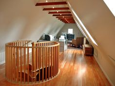 Attics   ERMA Projects Residential
