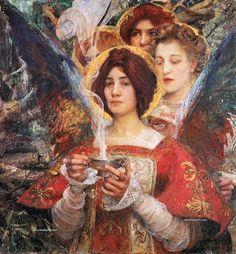 Edgar Maxence: La mujer y el medievo. (Trianarts)