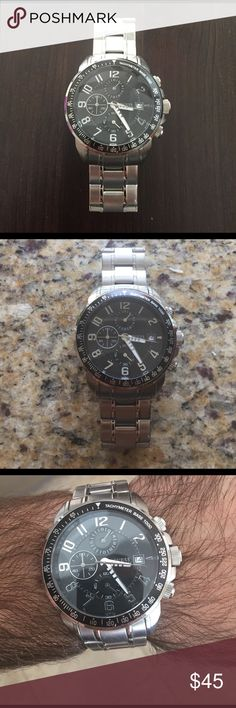 Guess watch Gently used GUESS watch. Needs battery Guess Accessories Watches