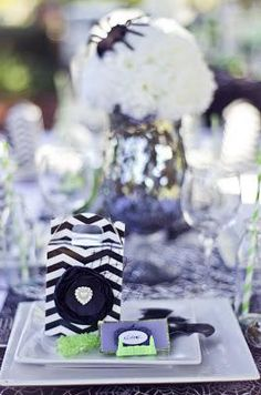 A Glamorous Halloween Party by Kirsty from Candy Chic