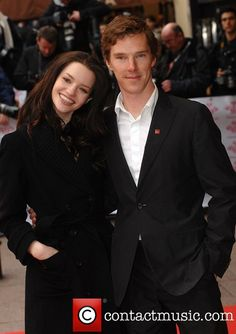 Tallulah Riley and Benedict Cumberbatch The Prince's Trust & RBS Celebrate Success Awards held at the Odeon Leicester Square - 2008