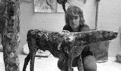 Dame Elisabeth Frink: Major Survey Of Her Public Sculpture Announced