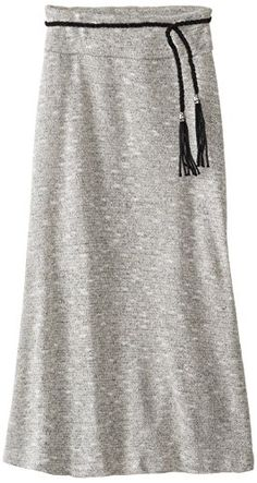 Amy Byer Big Girls' Lurx Maxi Skirt, Grey, Large Amy Byer http://www.amazon.com/dp/B00K6N6P3M/ref=cm_sw_r_pi_dp_GeNxub19V58KX