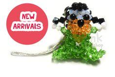 Swarovski crystal disney goofy doll phone by pinkbeadshop on Etsy, $29.00