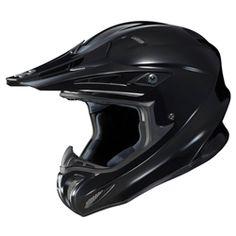 RPHA Series Moto-X Solid & Matte - black motorcycle helmet