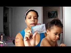Mega hidratação Gelatina Òleo de Coco - YouTube