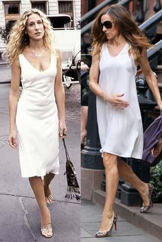 50 Times Sarah Jessica Parker Dressed Like Carrie Bradshaw in Real Life  - HarpersBAZAAR.com