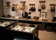 henry beguelin... handcrafted leather paradise