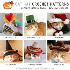 Simply Pink Newborn Hat • Oombawka Design Crochet Crochet Cowboy Hats, Crochet Baby Mittens, Crochet Poncho, Crochet Hats, Crochet Edgings, Free Crochet, Crochet Pattern, Free Pattern, Mittens Pattern