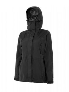 Keela Munro Ladies Jacket - Black Keela rsquo s flagship jacket is capable of combating the toughest conditions imaginable It has helped conquer the