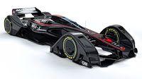 UNIVERSO PARALLELO: #McLarenMP4-X: la Formula 1 del Futuro