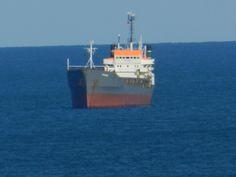 Oil tanker in Weymouth bay. May 2012 Weymouth Bay, Weymouth Dorset, Oil Tanker, Ships, Beach, Boats, The Beach, Beaches
