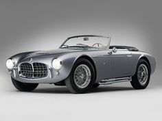 1953 Maserati A6GCS Frua Spider by Auto Clasico