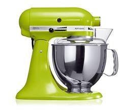 Kitchen Aid Mixer (...color preference may change)