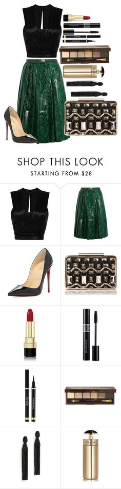 """Untitled #1185"" by fabianarveloc on Polyvore featuring Isabel Marant, Miu Miu, Christian Louboutin, L.K.Bennett, Dolce&Gabbana, Christian Dior, Bobbi Brown Cosmetics, Oscar de la Renta, Prada and women's clothing"