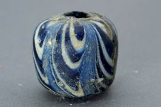 Antique Indonesian bead from karuncollection.com.