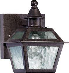Quorum Lighting 7919-86 Bourbon Transitional Outdoor Wall Sconce QR-7919-86